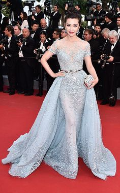 Cannes Film Festival 2015: The Most Breathtaking Dresses   Li Bingbing   EW.com