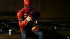 Spider-Man overtakes God of War as the fastest-selling first-party PlayStation game ever Amazing Spiderman, Spiderman Man, Batman, Marvel Heroes, Marvel Dc, Marvel Comics, Tom Holland, Spider Man Caricatura, Socialism