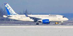 Bombardier CS-100
