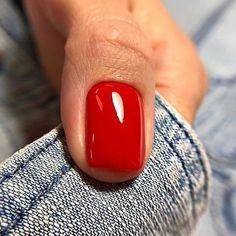 red nails * red nails ` red nails acrylic ` red nails design ` red nails glitter ` red nails coffin ` red nails short ` red nails acrylic coffin ` red nails with rhinestones Nail Art Designs, Manicure Nail Designs, Nail Manicure, Gel Nails, Nail Polish, Nails Design, Coffin Nails, Red Acrylic Nails, Red Nail Art
