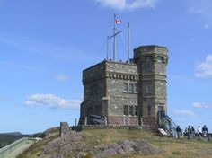 Cabot Tower NFLD. Someday I will return to you.