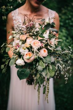 Bridal Bouquet Idea - Photo from: Twig and Olive Photography. We offer Engagement Sessions, Day after Sessions, Trash the Dress, Bridal Sessions and Weddings Chic Wedding, Floral Wedding, Perfect Wedding, Wedding Colors, Wedding Events, Olive Wedding, Wedding Vendors, Summer Wedding, Weddings