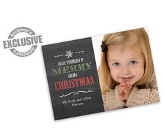 Have Yourself 4x6 Christmas Photo Card