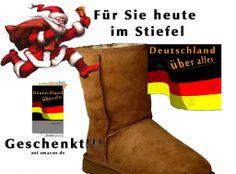 Nikolausi Deutschland über alles