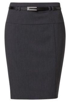 Blyantnederdel / pencil skirts - grå