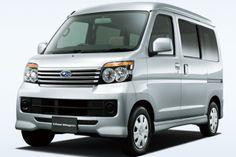 Subaru Dias Wagon '09.2009–pr. Car Ins, Subaru, Van, Vehicles, Fuji, Car, Vans, Vehicle, Vans Outfit