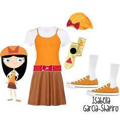 my halloween costume - Phineas Halloween Costume
