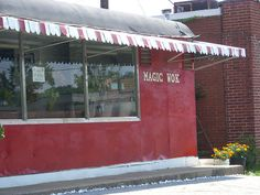 Magic Wok. Oh my gosh I loved this tiny place of deliciousness.