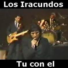 Acordes D Canciones: Los Iracundos - Tu con el