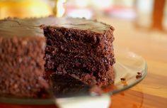 Receita de Bolo Úmido de Chocolate - Fornecido por Personare