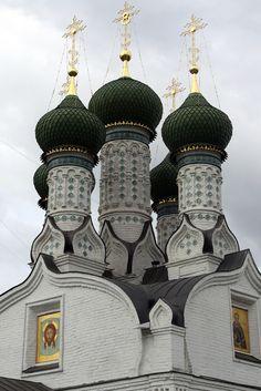 The Assumption Church of Nizhny Novgorod.