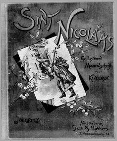 Sint-Nicolaas: geïllustreerd maandschrift voor kinderen, Jrg. 3, Deel 1 (1896)