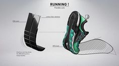 Triathlon shoes made for cycling & running in order to not loose time anymore during the transitions. The Riflex sole technology allows to have a rigid sole when you are cycling and a flexible sole when you are running.