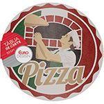 Tábua de Vidro para Pizza 35cm Pizzaiolo - Euro Home