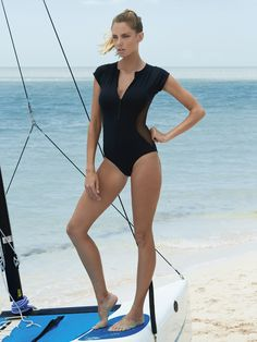zuma mesh one piece swimsuit - Gorsuch Bikinis, Swimsuits, Swimwear, Us Swimming, Cut Out One Piece, Melissa Odabash, Swim Shop, Sporty Style, One Piece Swimsuit