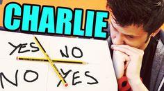 CHARLIE CHARLIE CHALLENGE By Rubius