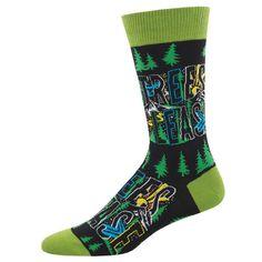 trees please mens novelty socks . . . cool socks for your cool green living guy! Cool Socks For Men, Mens Novelty Socks, Outlets, Trees, Museum, Guys, Cool Stuff, Tree Structure, Sons