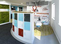 Commercial Offices – Spatial Design Purpose, Commercial, Loft, Offices, Furniture, Design, Home Decor, Decoration Home, Lofts