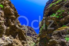 Qdiz Stock Images Rocky Mountains on Tenerife Island in Spain