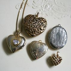 I love lockets :)