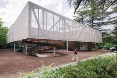 Gallery of Mediathek / Laboratory of Architecture #3 - 4
