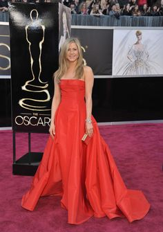 Jenifer Aniston -lovely colour but way too big on her!