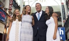 John Kasich would tell his daughters 'I love you girls' if they came out as gay | Daily Mail Online