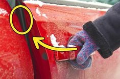 7 Clever Winter Car Care Tricks That Will Save You a Great Deal of Time and Trouble – Viral News Room Car Care Tips, Winter Car, Thing 1, Cleaning Kit, Safety, Hacks, Automobile, Alcohol, Household