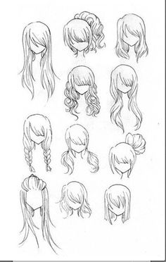 Nice hair styles to try
