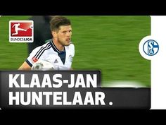 Player of the Week - Klaas-Jan Huntelaar - YouTube