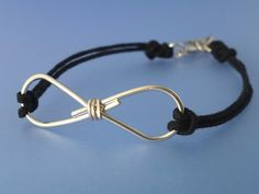 How to Make Infinity Wire Symbols for Jewelry Making