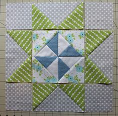 Resolution Square Quilt Block - Loose Threads: Jennifer ... : the giving quilt book - Adamdwight.com