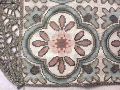 Cross Stitch Embroidery, Cross Stitch Patterns, Palestinian Embroidery, School Projects, Needlework, Handmade, Crafts, Diy, Farmhouse Rugs