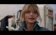 """I always wanted to look like Michelle Pfeiffer in Grease 2.  She's such a pretty """"tough-girl"""".....so opposite of my perception of myself.....so COOL."""