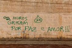 A PAZ NA TERRA... REPARTIR MELHOR O PÃO... vamos precisar de todo mundo para construir a vida nova vamos precisar de muito amor...juntar as nossas forças, recriar o paraíso agora para merecer o depois.... ( Roupa Nova & Ivete Sangalo ) = https://www.youtube.com/watch?v=L6u8l1AKFTw