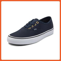 Vans Authentic Skate Shoe (Mens 7/Womens 8.5, Authentic Navy 7117) - Sneakers for women (*Amazon Partner-Link)