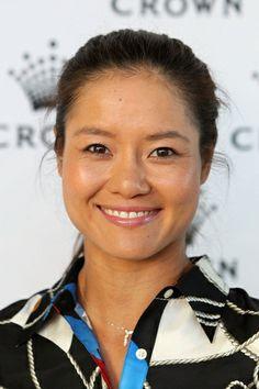 Li Na, Tennis players party on eve of Australian Open 2014
