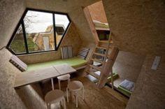 Schau mal: Das Design Baumhaushotel - aussergewöhnliche Übernachtungen