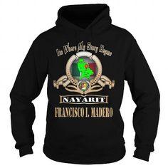I Love  Francisco I Madero T-Shirts