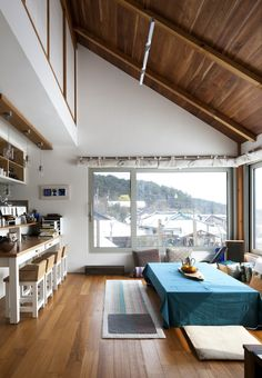 Aleph in Domoon | studio_GAON; Photo: Yong Kwan Kim, Youngchae Park | Archinect