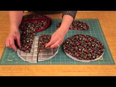 60 Minute Pocket Pot Holder-Video Demos