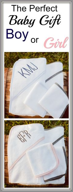 Baby Towel | Monogram Baby Towel | Hooded Towel | Monogram Hooded Towel | Baby Gift | Shower Gift | Gift for Baby Boy | Baby Boy Gift | Gift for Baby Girl | Baby Girl Gift