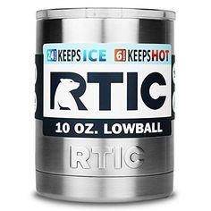 Amazon: RTIC Tumblers on Sale again $8.99-$12-99