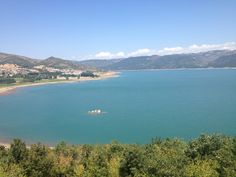 Almus Dam Lake in the following cities: Almus, Tokat almus a fish plant to come to get a taste of legislative ugramayıp fish : D: D