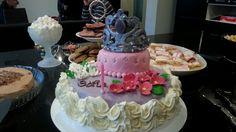 Prinsessa kakku tiaralla