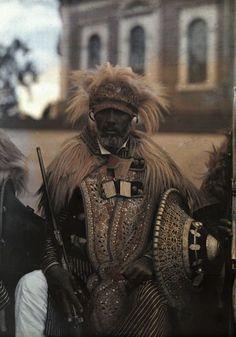 Ethiopian Warlord