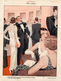 Le Sourire 1930  Looking forward to my pre-birthday birthday party on Sunday!