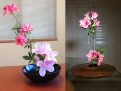When #Spring explodes, simple #flowers are best: Azaleas from the #garden. #SallysFlowers
