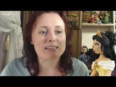 Татьяна Шмелева на конференции «Кукольный Рай» в Life-Клубе - YouTube