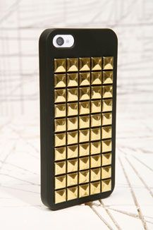 Black Studded iPhone 5 Case